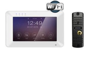 wi-fi видеодомофон