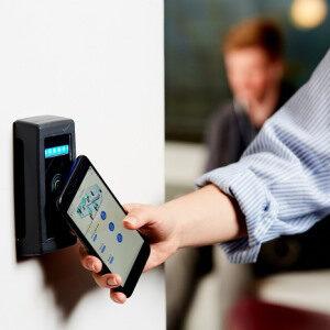 NFC-считыватель СКУД