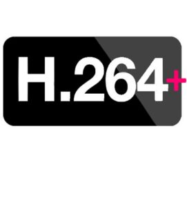 h.264Plus логотип