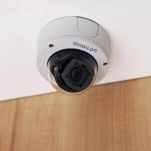 видеокамера купольная